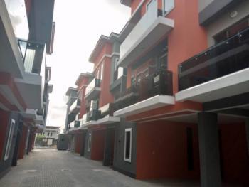 Tastefully Built 4 Bedroom Terraced Duplex, Oniru, Victoria Island (vi), Lagos, Terraced Duplex for Sale
