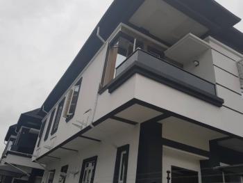 Luxurious 4 Bedroom Duplex with Bq, Osapa, Lekki, Lagos, Detached Duplex for Sale