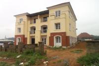 5 Bedroom Semi-detached Duplex Within an Estate at Guzape for Sale 90m, Guzape District, Abuja, Semi-detached Duplex for Sale
