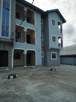 Newly Built Standard 3 Bedroom Flat in a Serene Neighborhood., Woji, Port Harcourt, Rivers, Flat for Rent