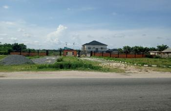 Land with Excision, Facing Lagos Free Zone Road, Lekki Free Trade Zone, Lekki, Lagos, Residential Land for Sale
