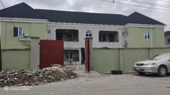 Deluxe Brand New 3 Bedrooms Flat, 95% Finished, By Corona School, Anthony, Gbagada Phase 1, Gbagada, Lagos, Flat for Rent