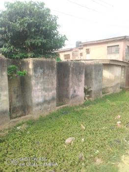 Standard Full Plot of Land with Demilishable Structure.c of O, Akowonjo, Alimosho, Lagos, Residential Land for Sale