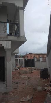 Newly Built Executive 4 Bedroom Duplex with Bq, Akowonjo, Egbeda, Alimosho, Lagos, Detached Duplex for Sale