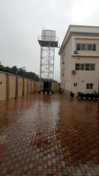 5-bedroom Terrace Duplex with 1-room Bq, Guzape District, Abuja, Flat for Rent