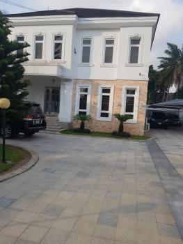 Classic 4 Bedroom Detached House on 1400sqm of Land, Old Ikoyi, Ikoyi, Lagos, Detached Duplex for Sale