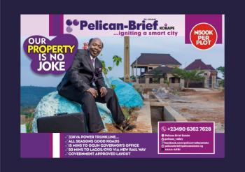 Land, Pelican Brief Estate, Abeokuta South, Ogun, Mixed-use Land for Sale