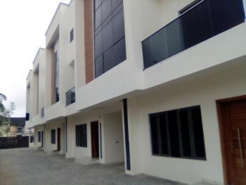 Luxury 4 Bedroom Terraced Duplex with Bq, Agungi, Lekki, Lagos, Terraced Duplex for Sale