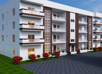 3 Bedroom Luxury Apartment with Bq, After Kado Fish Market, Life Camp, Abuja, Block of Flats for Sale
