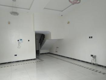 Brand New 4 Bedroom Duplex Plus a Room Bq, Osapa, Lekki, Lagos, Semi-detached Duplex for Rent