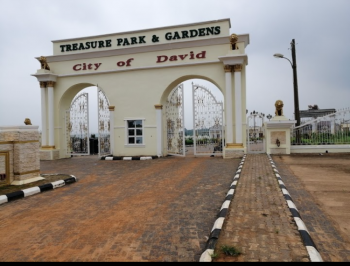 Acres & Plots of Land, Treasure Park and Gardens, City of David. Behind Redemption Camp, Simawa, Mowe Town, Ogun, Mixed-use Land for Sale