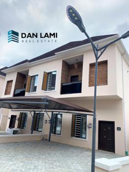 Luxury 4 Bedroom Semi Detached Duplex with a Bq, G.r.a, Ikota, Lekki, Lagos, Semi-detached Duplex for Rent