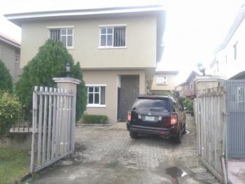 4 Bedroom Detached House with Bq, Anwal Sadat Crescent, Crown Estate, Sangotedo, Ajah, Lagos, Detached Duplex for Sale