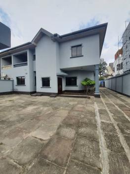 Newly Renovated 4 Bedroom Semi-detached Duplex with Bq, Parkview, Ikoyi, Lagos, Semi-detached Duplex for Rent