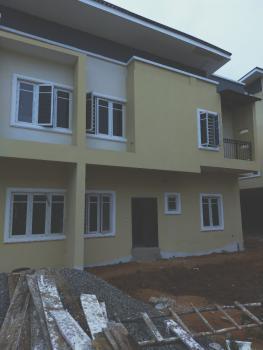 New 4 Bedrooms Terraced Duplex with Bq, Off Coker Road, Ilupeju, Lagos, Terraced Duplex for Rent