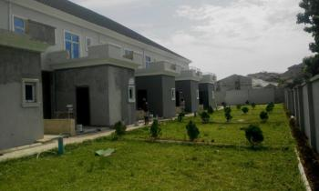 Furnished 4 Bedroom Terraced Duplex with Bq on 2 Floors, Diplomatic Zone, Katampe Extension, Katampe, Abuja, Terraced Duplex for Sale
