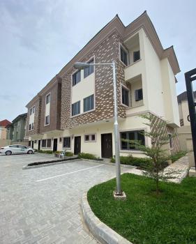 Newly Built 4 Bedroom Terrace Duplex., Osapa, Lekki, Lagos, Terraced Duplex for Sale