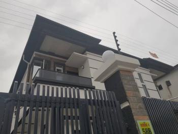 Luxurious 4 Bedroom Duplex with Bq, Estate Osapa, Osapa, Lekki, Lagos, Detached Duplex for Rent