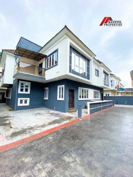 Luxury Brand New 4 Bedroom Semi Detached Duplex, Osapa Axis, Idado, Lekki, Lagos, Semi-detached Duplex for Sale