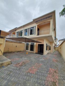 Spacious 4 Bedroom Semi Detached Duplex with Bq, Bera Estate,chevron, Off Chevron Drive., Lekki Expressway, Lekki, Lagos, Semi-detached Duplex for Sale