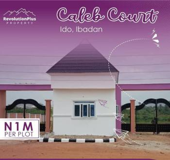 Land, Calebs Court, Ido, Oyo, Residential Land for Sale