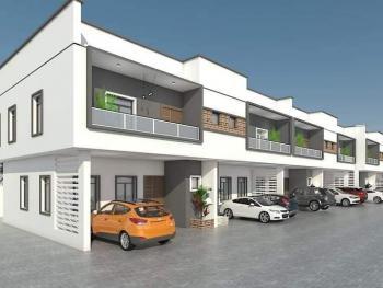 3 Bedroom Terrace Duplexes (with Bq), Genesis Court Estate, Inside Cooperative Villas Estate, Badore, Ajah, Lagos, Terraced Duplex for Sale