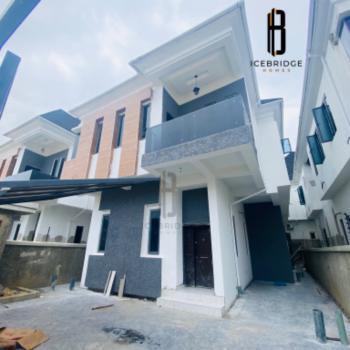 Newly Built 5 Bedroom Fully Detached Duplex, Chevron Drive, Lekki Expressway, Lekki, Lagos, Detached Duplex for Sale