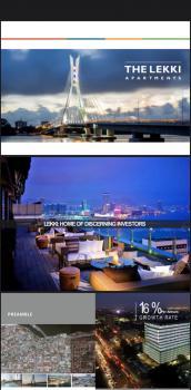 2 Bedroom Apartment, Ikate, Lekki, Lagos, Flat for Sale