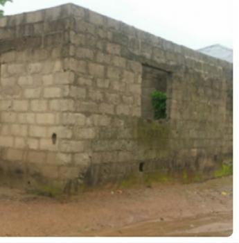 Semidetach Incomplete 3 Bedroom Bungalow, Behind Winners Secondary School, Zuba, Abuja, Semi-detached Bungalow for Sale