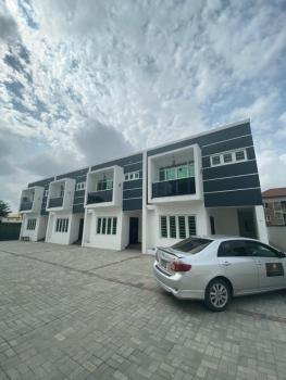 4 Bedroom Terraced Duplex with Bq, Agungi, Lekki, Lagos, Terraced Duplex for Sale