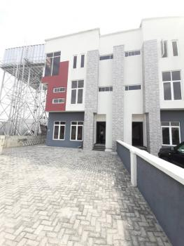 Luxury 4 Bedroom Semi Detached and 1bq, Osapa London, Osapa, Lekki, Lagos, Semi-detached Duplex for Sale