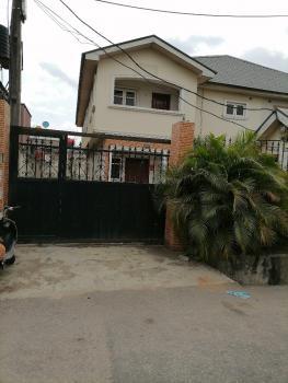 Fully L Detached Duplex in a Well Secured Estate, an Estate, Adeniyi Jones, Ikeja, Lagos, Detached Duplex for Sale