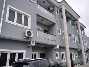 Luxury 3 Bedrooms Flat with Excellent Facility and Large Parking Area, Close to First Round About, Lekki Phase 1, Lekki, Lagos, Flat for Rent