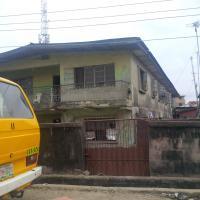 A Story Building For Sale, , Shomolu, Lagos, House For Sale