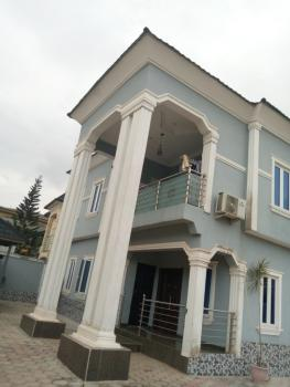 Executive Two Bedroom Apartment, All Round Pop in a Gated Street., New Oko-oba, Agege, Lagos, Flat for Rent
