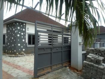 Brand New 3 Bedrooms Detached Bungalow with 2 Bed Bq, Estate Close to Citec, Mbora (nbora), Abuja, Detached Bungalow for Sale