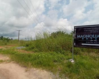 Dry Land, Magnolia Park Estate, Ibeju Lekki, Lagos, Residential Land for Sale