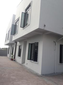 Newly Built 4 Bedroom Semi Detached with Bq, Oral Estate By 2nd Toll Gate Chevron, Lekki, Lagos, Semi-detached Duplex for Sale
