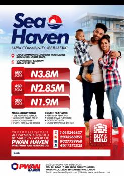 Investment with High R O I, Close to La Campagne Tropicana Beach Resort, Eleko, Ibeju Lekki, Lagos, Mixed-use Land for Sale