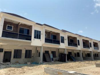 Luxurious 3 Bedroom Terrace in a Mini Estate with Pool and Gym House, Ikota, Lekki, Lagos, Terraced Duplex for Sale