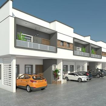 3 Bedroom Terrace Duplex with Bq, Beside Cooperative Villa  - Genesis Court, Badore, Ajah, Lagos, Terraced Duplex for Sale