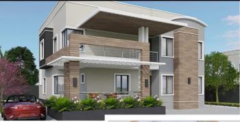 4 Bedroom Detached Duplex Built to Carcass, Citygate 2 Diplomatic Zone, Katampe Extension, Katampe, Abuja, Detached Duplex for Sale