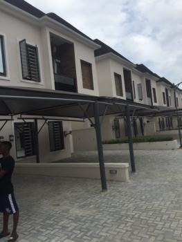 New 4 Bedroom Semi Detached Duplex with Bq, Villa Estate, Ikota, Lekki, Lagos, Semi-detached Duplex for Rent