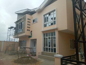 5 Bedroom Fully Detached Duplex with a Room Bq, Victory Park, Osapa, Lekki, Lagos, Detached Duplex for Sale