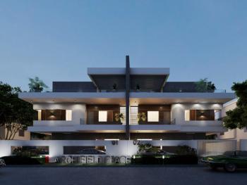 Larchfield Place 4 Bedroom Semi-detached Duplex, Orchid Hotel Road, Lekki Phase 1, Lekki, Lagos, Semi-detached Duplex for Sale