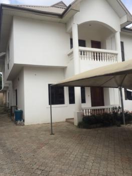 Top Notch 4 -bedroom Semi-detached Duplex., Wuse 2, Abuja, Semi-detached Duplex for Rent