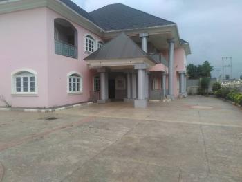 Luxury 7 Bedroom Detached Duplex with Excellent Facilities, Guzape District, Abuja, Detached Duplex for Sale