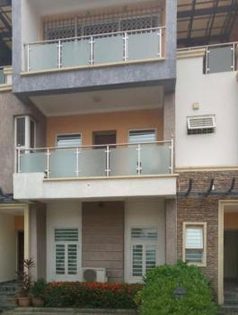 Serviced and Luxury Finished 4 Bedroom Terraced House with Bq., Maitama District Abuja, Maitama District, Abuja, Terraced Duplex for Rent