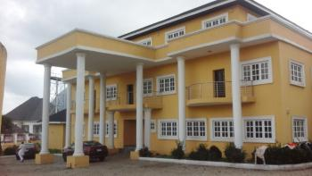 6 Bedrooms Mansion, 3 Living + Dining Rooms & 2 Kitchen, Otunba Kayode Oke Crescent, Udo Udoma Street, Asokoro District, Abuja, Detached Duplex for Sale