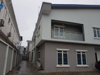 5 Bedroom Semi Detached House, 2 Bedroom Guest Challet and 3 Room Bq, Adewale Kolawole Street, Lekki Phase 1, Lekki, Lagos, Semi-detached Duplex for Rent